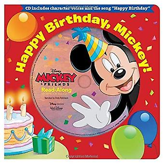 Happy Birthday, Mickey! (Mickey & vrienden (Board Books))