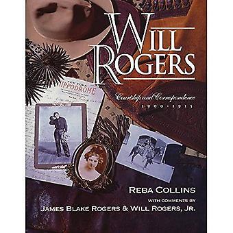 Will Rogers, frieri og korrespondanse, 1900-1915
