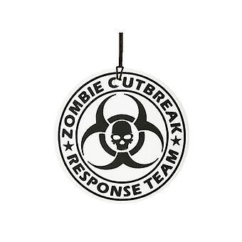Zombie utbruddet Response Team bil Air Freshener