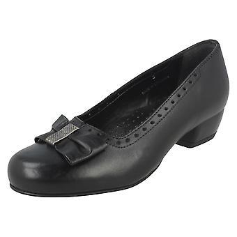 Ladies Da Bella Slip On Court Shoes Judith