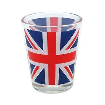 Union Jack Wear Set Of 3 Union Jack Shot Glasses