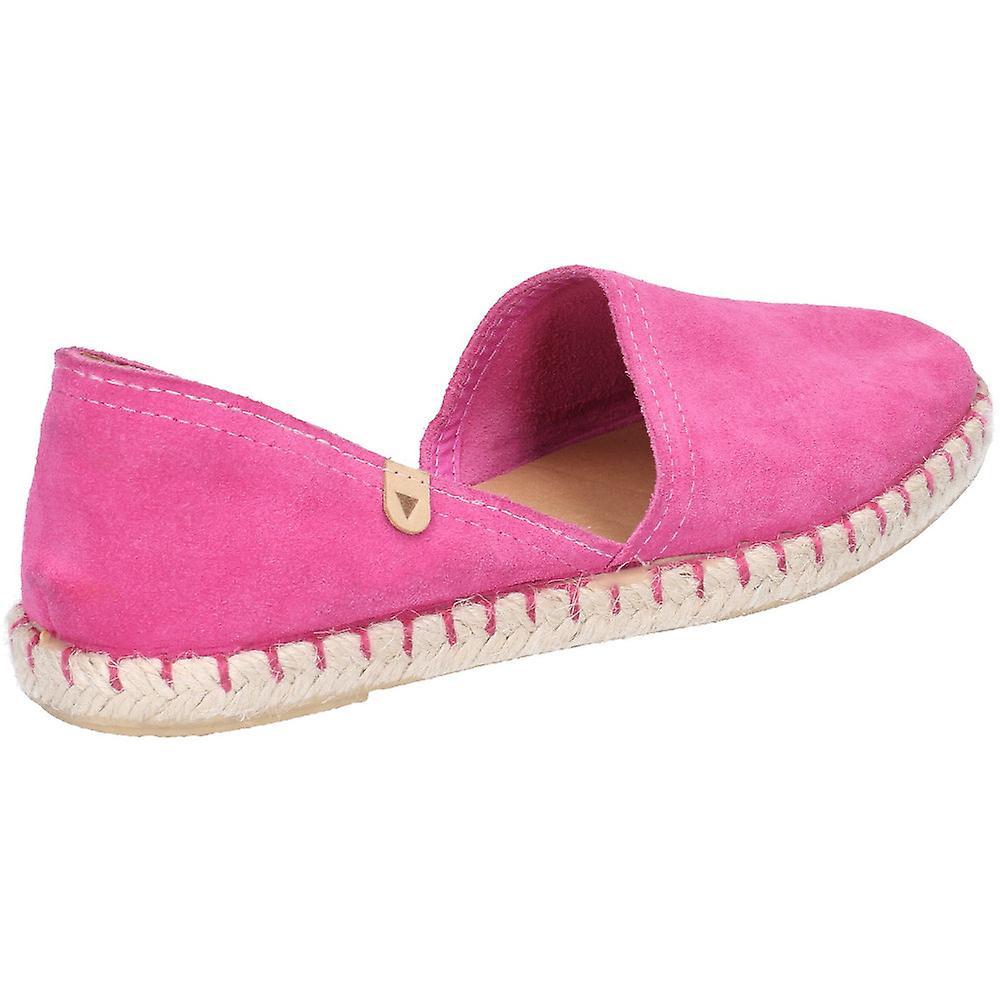 Hush Puppies Womens Rosie Espadrille Slip op Casual schoenen WYoJws