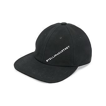 Stella Mccartney 558052w84621070 Women's Black Cotton Hat