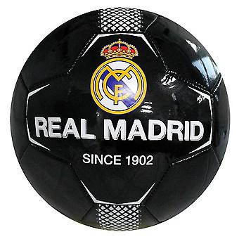 Real Madrid FC officiel Black Panel taille 5 football