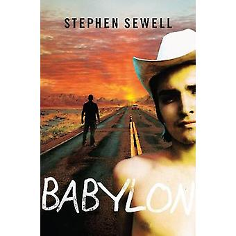 Babylon by Stephen Sewell - 9780522858464 Book