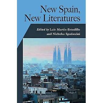 Nya Spanien-nya litteraturer-9780826517241 bok
