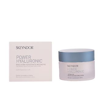 Skeyndor Power Hyaluronic intensivt återfuktande Emulsion 50 Ml för kvinnor