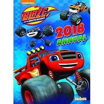 Blaze Annual 2018 by Centum Books Ltd - 9781911460626 Book