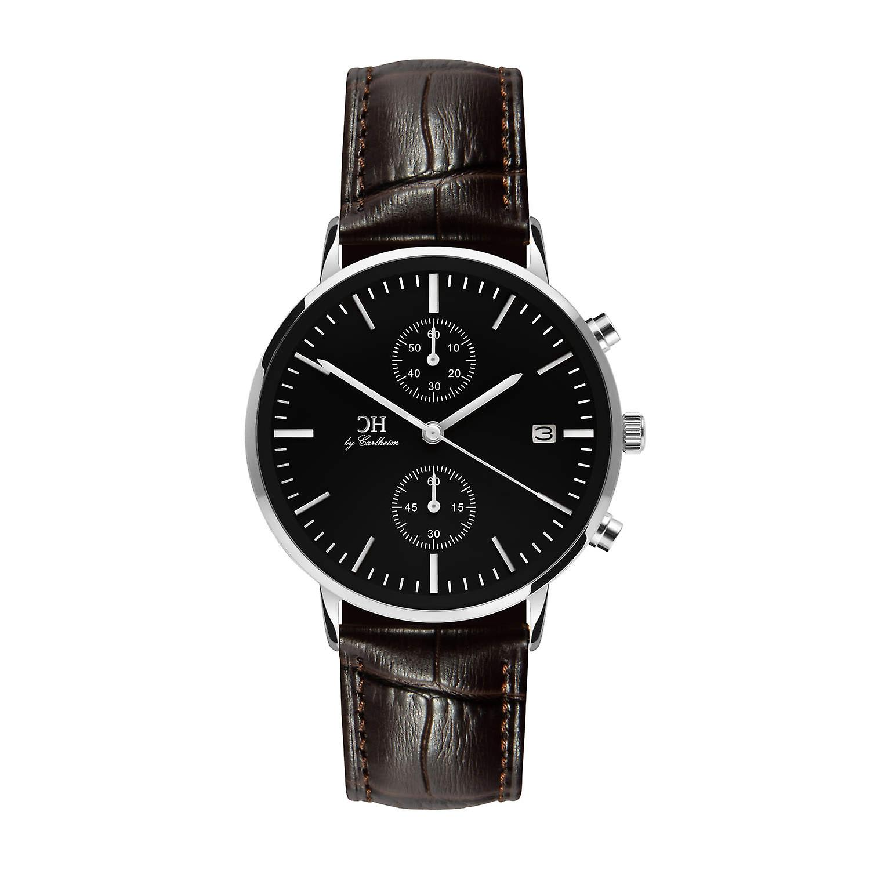 Carlheim | Armbandsur | Chronograph | Fejø | Skandinavisk design