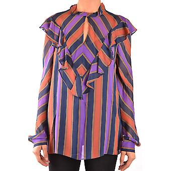 Twin-set Ezbc060212 Women's Multicolor Viscose Blouse