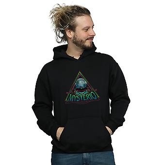 Marvel Men's Spider-Man Far From Home Mysterio Hoodie