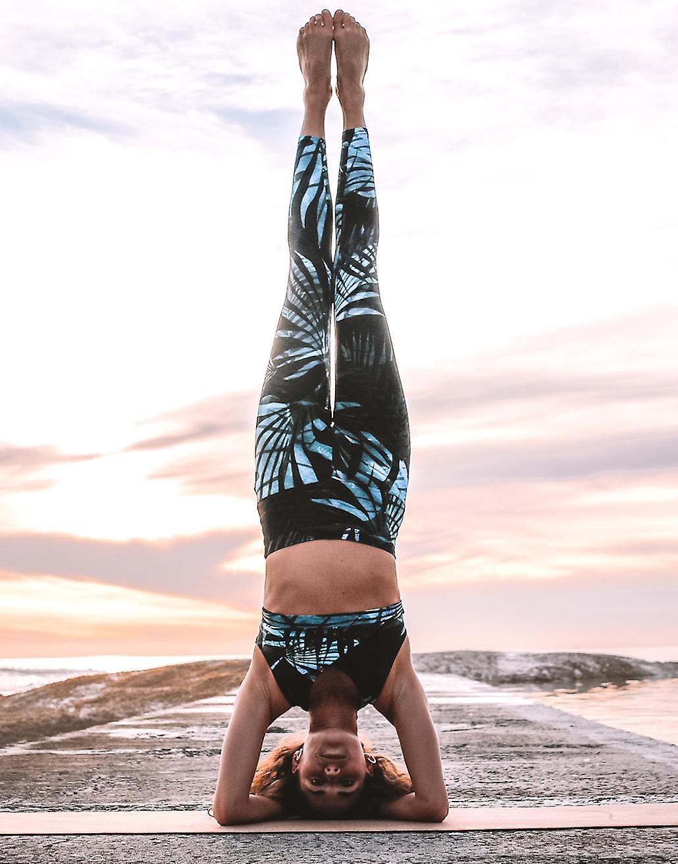 CO2 Light X Back Yoga Bra
