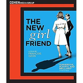 New Girlfriend [Blu-ray] USA import