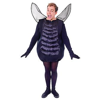 Bristol Novelty Unisex Adults Fly Costume