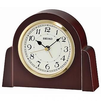 SEIKO CLOCKS ANALOG Analog Quartz Alarm Clocks QXE044B