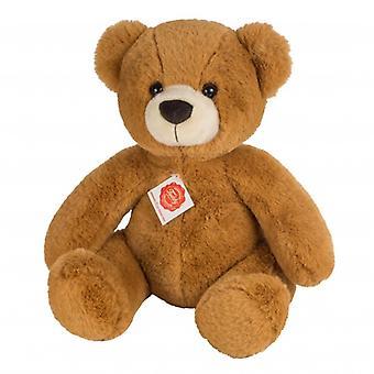 Hermann Teddy hug teddybjørn gylden brun 40 cm