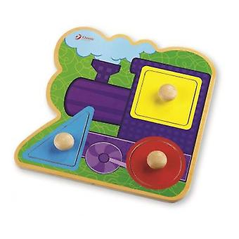 Cayro Train nestable (Babies and Children , Toys , Preschool , Puzzles And Blocs)