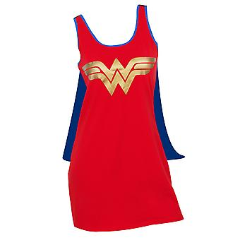 Wonder Woman Cape Kostüm Kleid