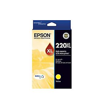 Epson 220XL - DurABrite Ultra - Gelbe Tintenpatrone mit hoher Kapazität