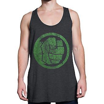 Hulk Faust Bump Männer's Tank-Top
