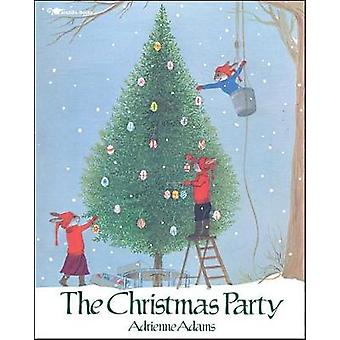 Christmas Party by Adrienne Adams - 9781534412446 Book