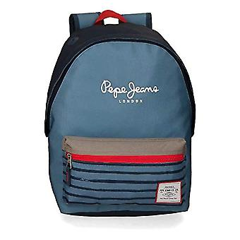 Pepe Jeans Yarrow Backpack 42 centimeters 22.79 Blue (Azul)