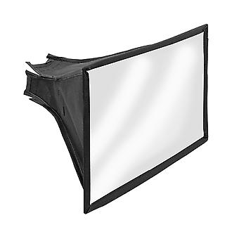 BRESSER SS-27 Softbox para flashes de cámara (17 x 15 cm)