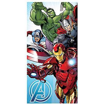 Marvel Avengers Blue Towel