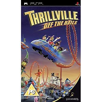 Thrillville Off the Rails (PSP) - New