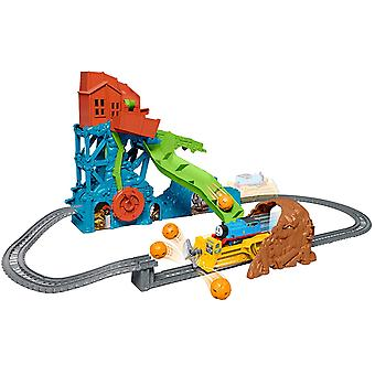 Thomas & Friends GDV43 Trackmaster Cave Collapse Motorised Train Set