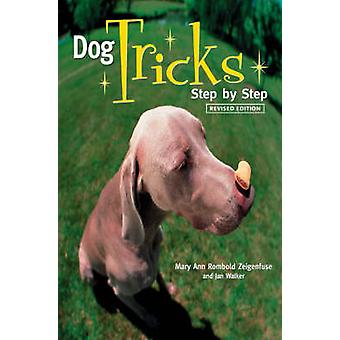 Dog Tricks Step-by-Step (Revised edition) by Mary Ann Rombold Zeigenf
