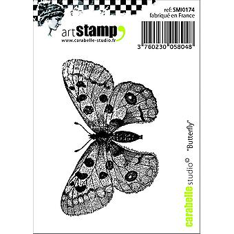 Carabelle Studio Cling Stamp – Butterfly