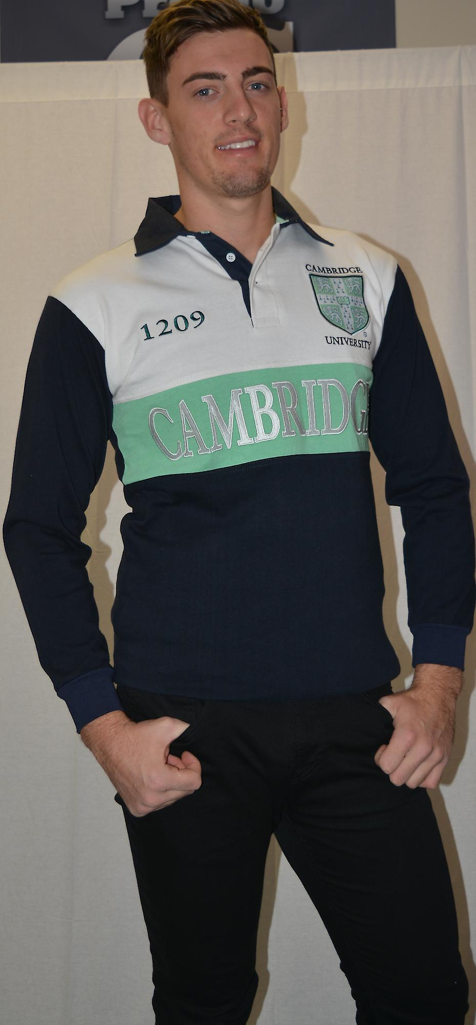 Licensed cambridge university™ unisex rugby shirt