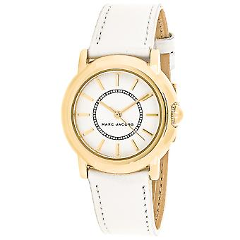 Marc Jacobs Women's Courtney White Dial Watch - MJ1449