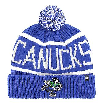 47 Marki Knit Winter Hat - CALGARY Vancouver Canucks