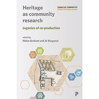 Heritage as Community Research by Jo Vergunst