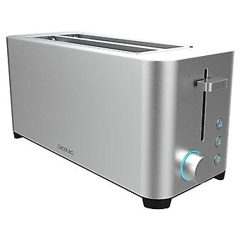 Cecotec YummyToast extra dubbele 1400W grijs broodrooster