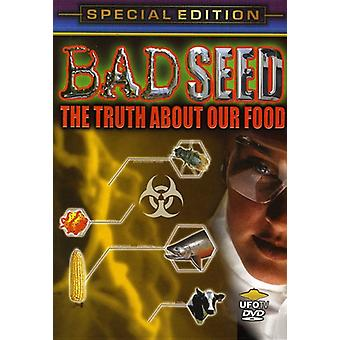 Bad Seed-Truth About Our Food [DVD] USA import