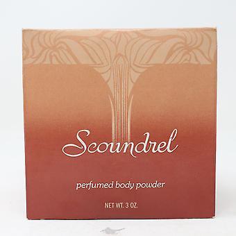 Revlon Scoundrel geparfumeerd lichaam poeder 3oz/88ml Vinatage