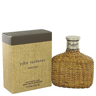 John varvatos artisan eau de toilette spray by john varvatos 466413 75 ml