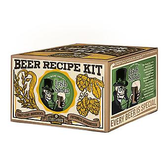 Craft a brew - bone dry irish stout refill kit