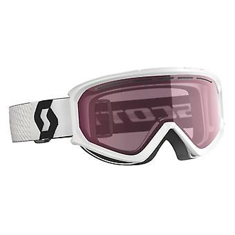 Scott Ski Mask Fact White Illuminator