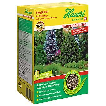 HAUERT fir fertilizer, 2 kg