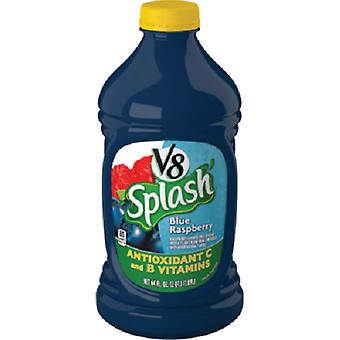 V8 Spash Blue Rhaspberry -( 354 Ml X 12 Pack )