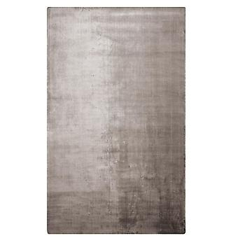 Modern Eberson Plain Ombre Rug In Mink By Designers Guild