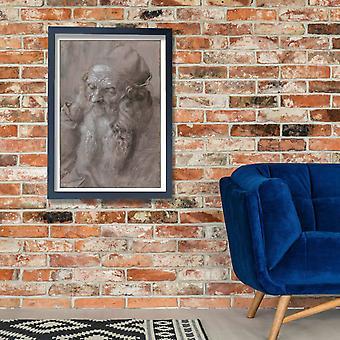 Albrecht Durer - Head of an Old Man Poster Print Giclee