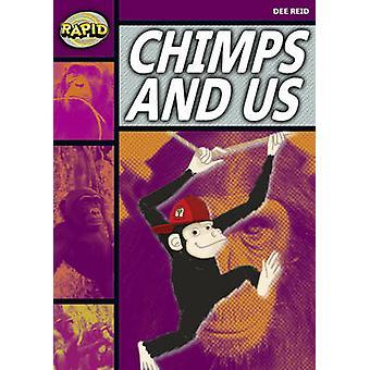 Jeu rapide étape 1 A - chimpanzés et nous (série 1) par Dee Reid - 978043590