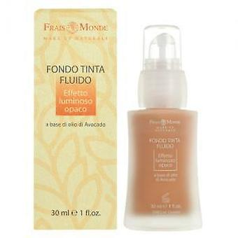 Frais Monde Make Up Naturale Fluid Foundation 30ml