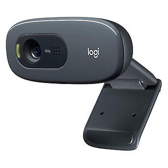 Webcam Logitech C270 HD 720p 3 Mpx grau