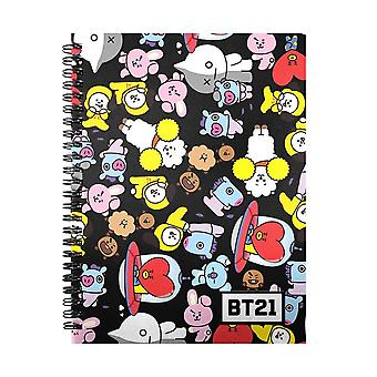 Notepad - BT21